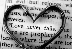 love-never-fails